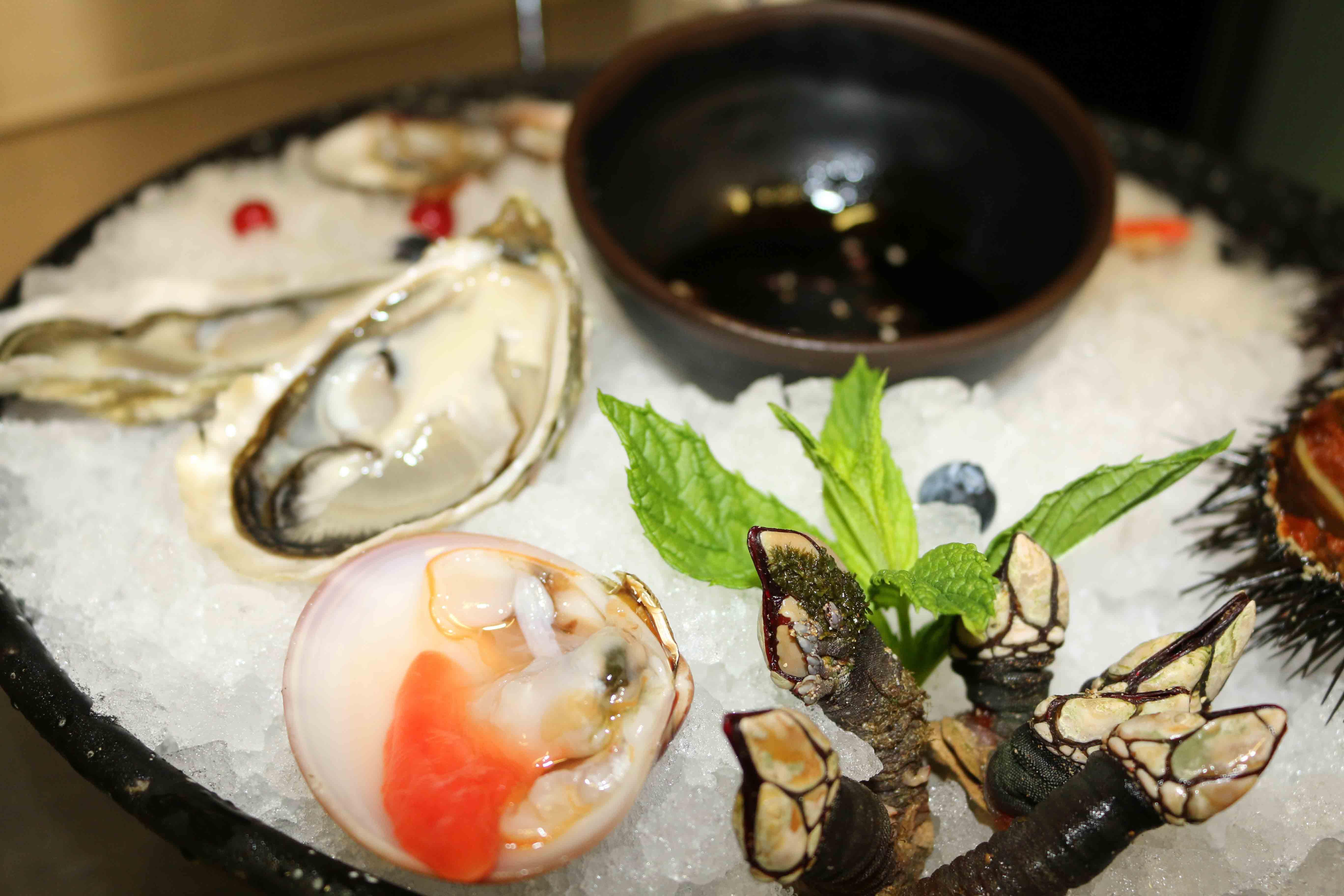 Antipasto misto di pesce Vecio Piave